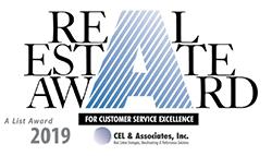 2019 CEL Real Estate List Award
