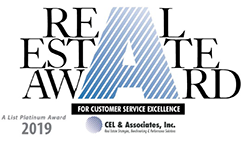 2019 CEL Real Estate Platinum Award