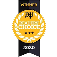 The Daily Progress Readers' Choice Award