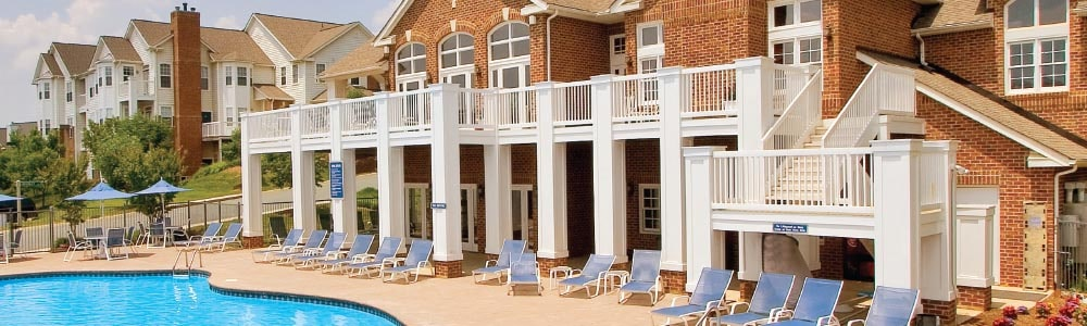 Carriage Hill Apartments in Charlottesville