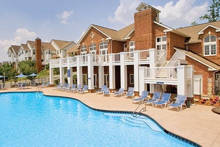 Carriage Hill Apartments in Charlottesville, Virginia