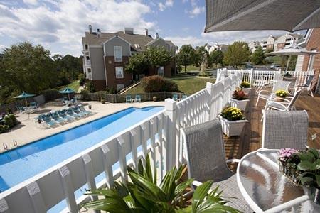 Lakeside Apartments in Charlottesville, VA