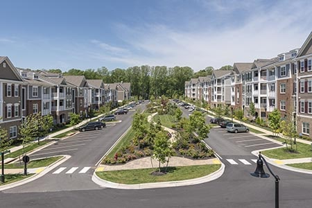 Reserve at Belvedere Charlottesville Apartments