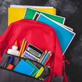 Help Support Our Back To School Donation Drive!