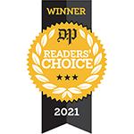 Cathcart Group - The Daily Progress Readers' Choice Award Winner