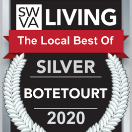 Voted one of the top Apartment Communities in SWVA!