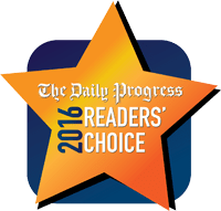 Cathcart Group Professional Property Management won The Daily Progress Readers' Choice Award