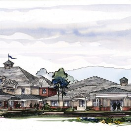 Construction Begins – Bellaire at Stone Port in Harrisonburg