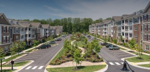 Devonshire West Virginia Multi Use Development by Cathcart Group