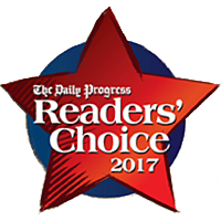 Cathcart Group Property Management won The Daily Progress Readers' Choice Award